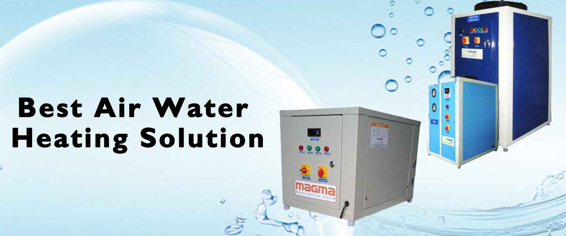Best Air Water Heating Solution